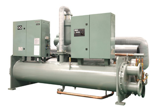 环保冷媒冷水机组