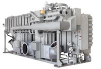 吸收机余热回收型机组